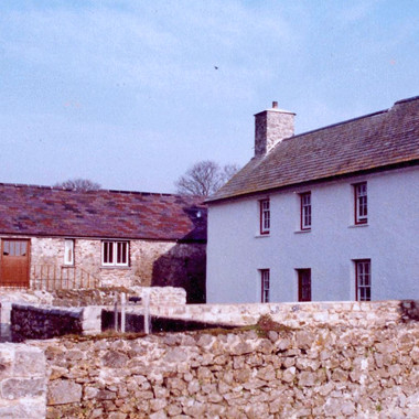 Stackpole Cottages renovation in Wales
